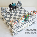 Hoth: a birodalom támadása a felkelők ellen - sakktáblán