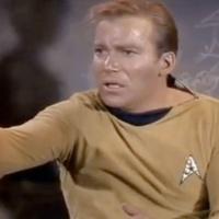 Ha blabla, akkor Kirk kapitányé az utolsó blabla