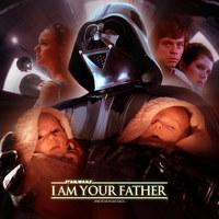 Apák figyelmébe: Vader és a gyerkőcök