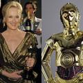És a legjobb színésznőnek járó díjat... R2D2 kapja!