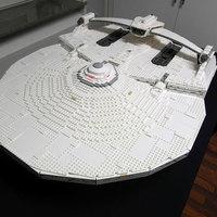Megcsinálták az USS Reliant!