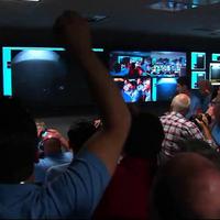 Mars, jövük! - első képek a tegnap földet ért Curiositytől
