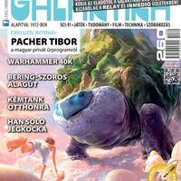 Galaktika magazin logótervező pályázat