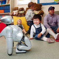 Gyerekek segítik a robotfejlesztést 1. rész