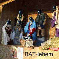A nap képe - Bat-lehem
