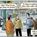 Napi képregény: Bizarro Comics