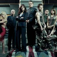 Battlestar Galactica a Viasat6-on!