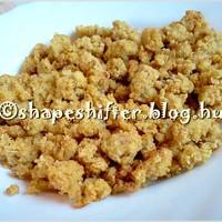 Császármorzsa 2 - 342 kcal
