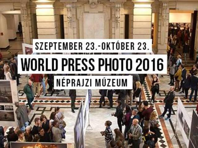 Szeptember 23-tól: World Press Photo 2016