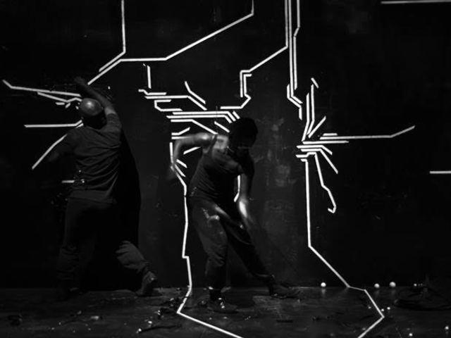Black Projekt 1 - Tánc a sötétben, robotzajra a Trafóban jövő héten