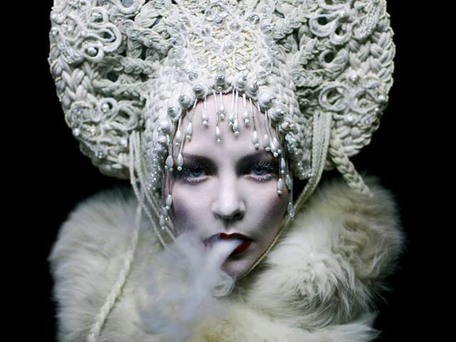 Fagyos szépségek Helen Warner fotóin