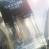 Black Suede Night - új illat férfiaknak