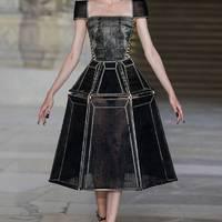 Gótikus-klasszikus: Guo Pei Autumn/Winter 2018 Couture Collection