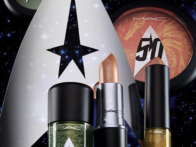 Star Trek x MAC: szeptemberben érkezik az új kollekció