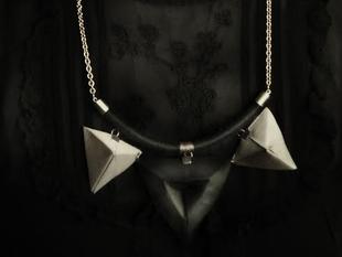 Origami ihlette ékszerek Birimagditól