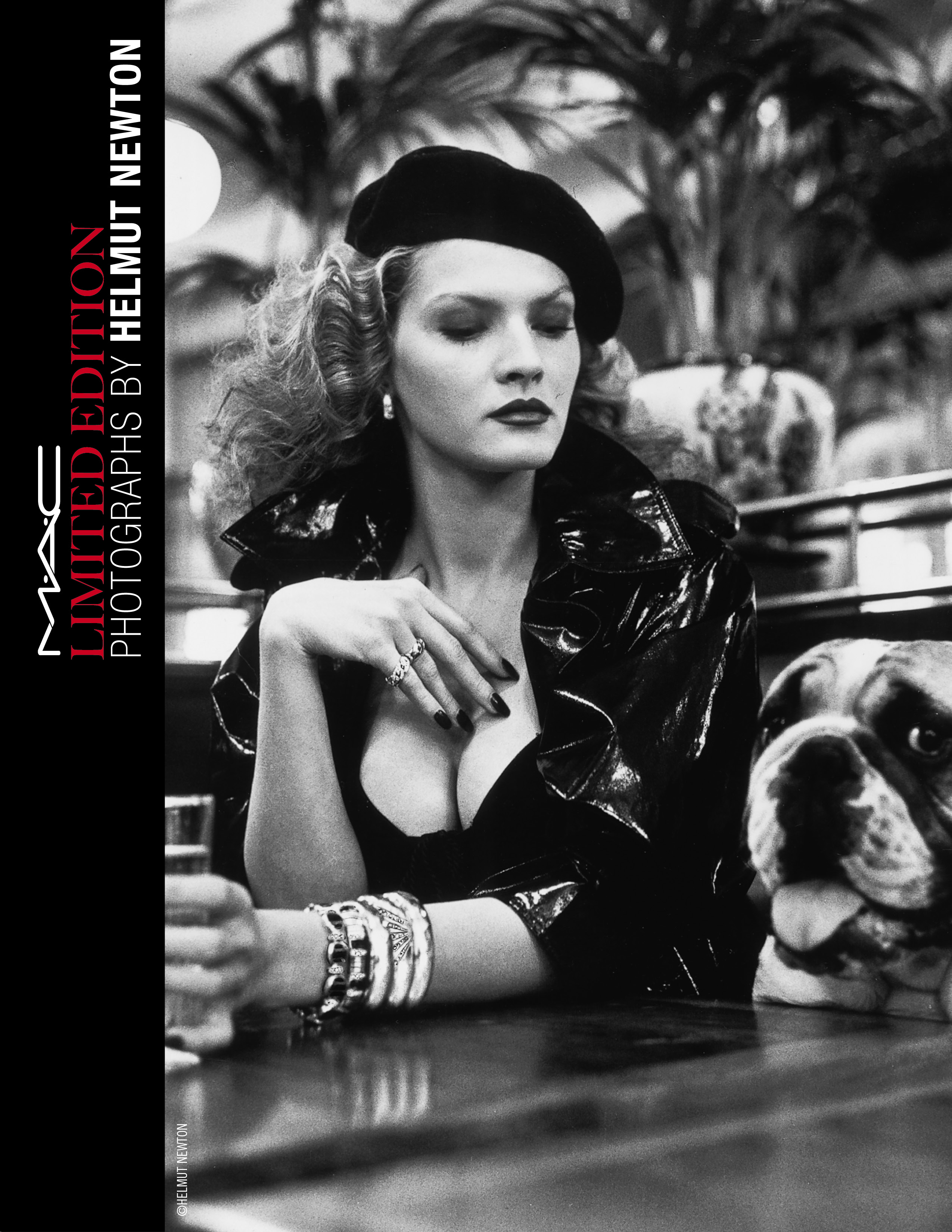 MAC ❤ Helmut Newton ❤ She