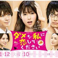 Please, Love The Useless Me /Dame na Watashi ni Koishite Kudasai/