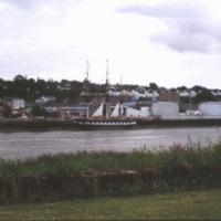 JFK Dunbrody, a kivándorlóhajó - MV Priwall, 13. rész