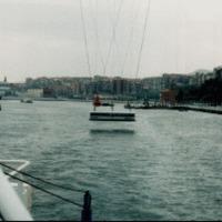 Santurzi, halétterem... - MV Priwall 19. rész