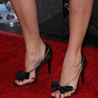 A világ legcsodásabb lábú színésznője