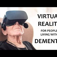 Virtuális valóság – új fegyver a demencia elleni harcban?