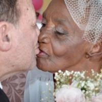 106 éves a világ legidősebb menyasszonya