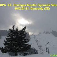 XX. Országos Amatőr Gyermek Síbajnokság Donovalyban!