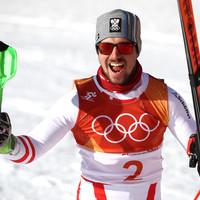 Olimpiához méltatlan körülmények közt megérdemelt győzelem: Marcel Hirscher lett a kombináció bajnoka