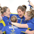 Elfogyott a koreai lendület, Hasselborggal is bajnok a svéd női curling