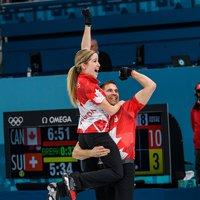 Kanada a vegyes páros curling első olimpiai bajnoka