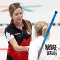 Kanada bejelentkezett a vegyes páros curling aranyáért is