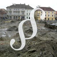 Megtörtént a feljelentés a győri Széchenyi téri lelőhelypusztítás ügyében