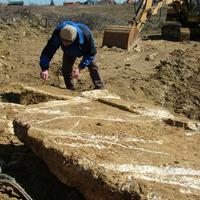 Rejtélyes római síremlékek a budai hegyoldalban