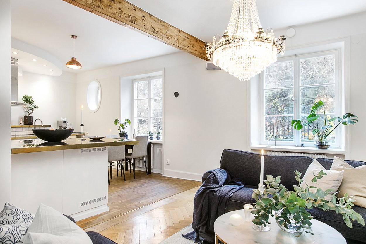 eladó svéd lakás - skandesign