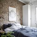 Fekete-fehér, minimalista apartman Svédországból
