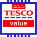 Tesco value - quality guaranteed