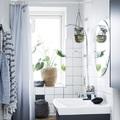 Előtte - utána: egy icipici fürdőszoba kis költségvetésű felújítása