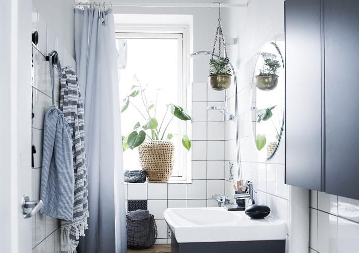 Előtte - utána: egy icipici fürdőszoba kis költségvetésű ...