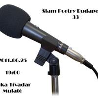 Slam Poetry Budapest 33