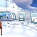 Üdv a virtuális világban: az új belépők orientációja a Welcome Island-en