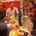 Vacsora a Romani Platniban