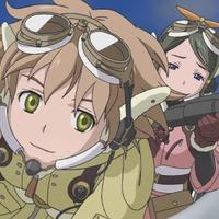Fam, a légikalóz lány kalandjai a nagy sikerű steampunk anime folytatásában