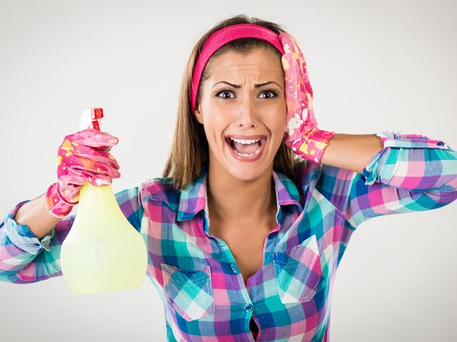 Asztmát okozhat a túl sok takarítás!