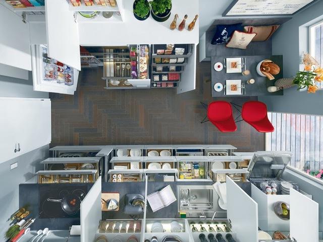 Már a konyhában is a fogyasztói élmény van fókuszban!