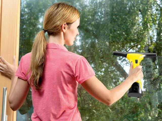 Ablaktisztítás kicsit másként - termék teszt