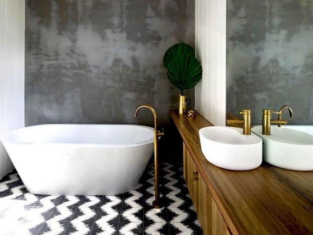 Így néz ki a legmenőbb fürdőszoba 2018-ban