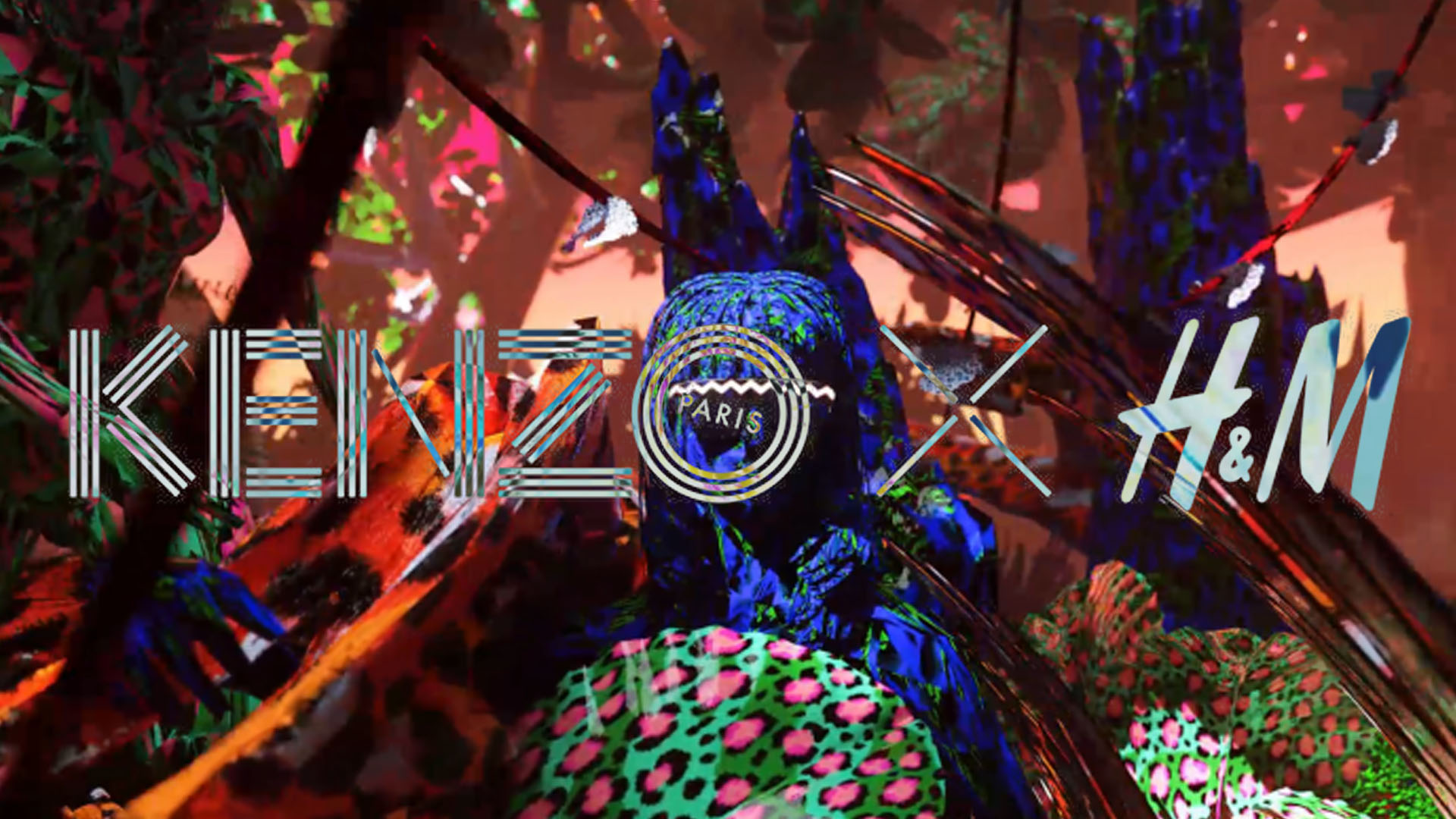 MY exclusive  INTERVIEW WITH DESIGNERS OF KENZO