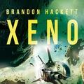 Könyvkritika: Brandon Hackett: Xeno (2017)