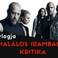 Aldo vlogja: Halálos iramban 8 / The Fate of the Furious (2017)
