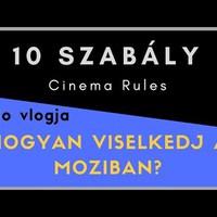 Hogyan viselkedj a moziban?